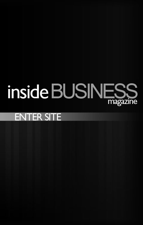 Inside Business Magazine - Enter Site